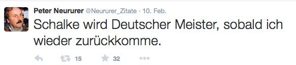 Schalke wird deutscher Meister Kopie